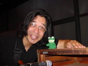 Jimmy & Mr. Froggy